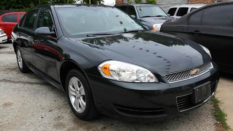 2012 Chevrolet Impala for sale at K1 Auto in Forest Hill TX