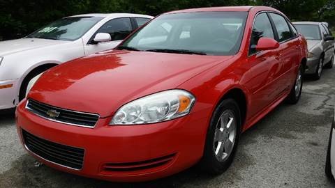2009 Chevrolet Impala for sale at K1 Auto in Forest Hill TX