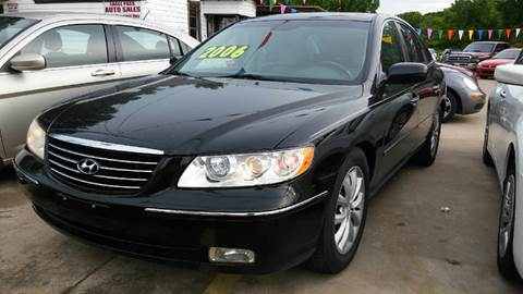 2006 Hyundai Azera for sale at K1 Auto in Forest Hill TX