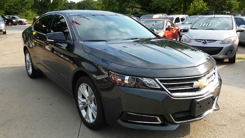 2015 Chevrolet Impala for sale at K1 Auto in Forest Hill TX