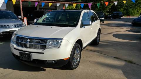 2007 Lincoln MKX for sale at K1 Auto in Forest Hill TX