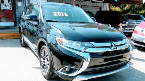 2016 Mitsubishi Outlander for sale at K1 Auto in Forest Hill TX