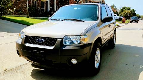 2007 Ford Escape Hybrid for sale at K1 Auto in Forest Hill TX