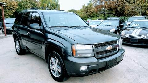 2007 Chevrolet TrailBlazer for sale at K1 Auto in Forest Hill TX