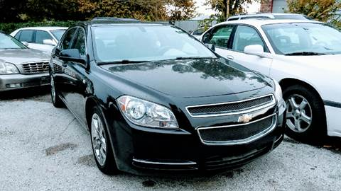 2008 Chevrolet Malibu for sale at K1 Auto in Forest Hill TX