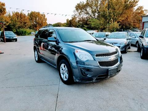 2011 Chevrolet Equinox for sale at K1 Auto in Forest Hill TX