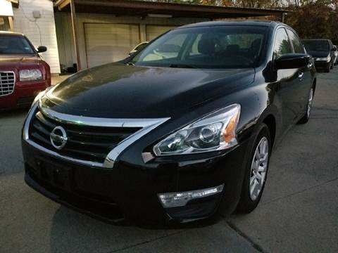 2015 Nissan Altima for sale in Forest Hill, TX