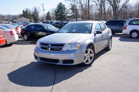 2012 Dodge Avenger for sale at K1 Auto in Forest Hill TX