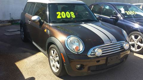 2008 MINI Cooper Clubman for sale at K1 Auto in Forest Hill TX