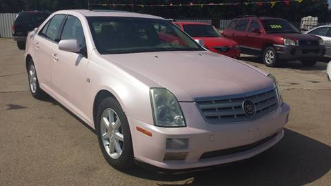 2007 Cadillac STS for sale at K1 Auto in Forest Hill TX