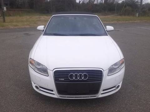 2007 Audi A4 for sale at Gwinnett Luxury Motors in Buford GA