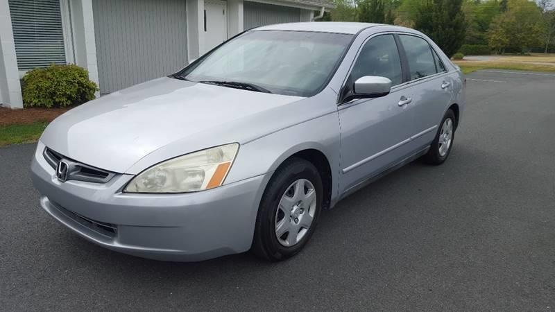 2005 Honda Accord For Sale At Gwinnett Luxury Motors In Buford GA