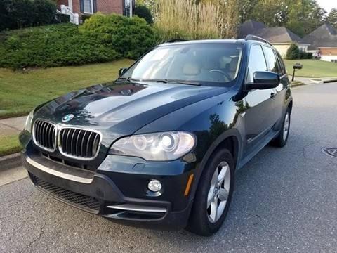 2008 BMW X5 for sale at Gwinnett Luxury Motors in Buford GA