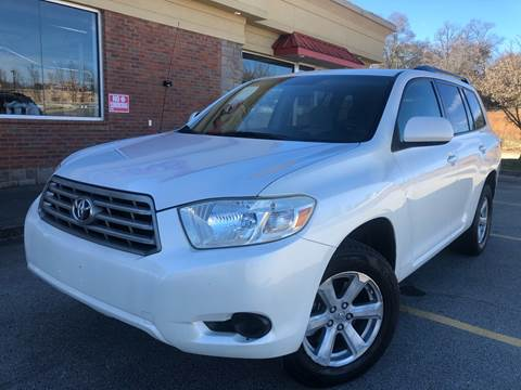 2008 Toyota Highlander For Sale >> 2008 Toyota Highlander For Sale In Buford Ga