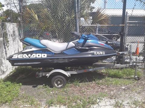 2002 Sea-Doo GTX