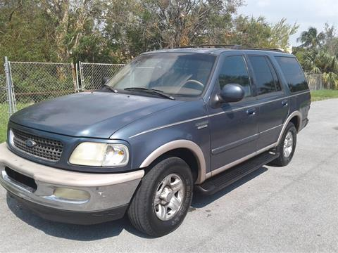 1998 Ford Expedition for sale in Pompano Beach, FL