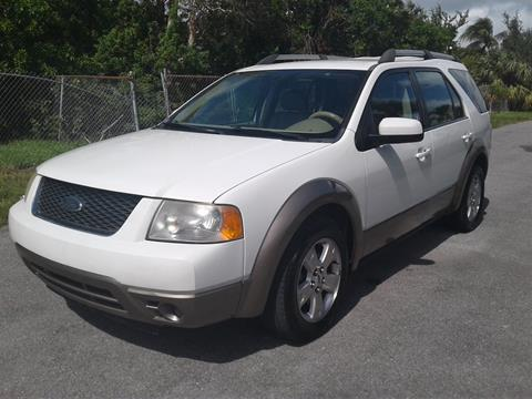 2006 Ford Freestyle for sale in Pompano Beach, FL