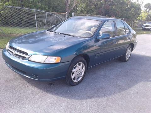 1999 Nissan Altima for sale in Pompano Beach, FL
