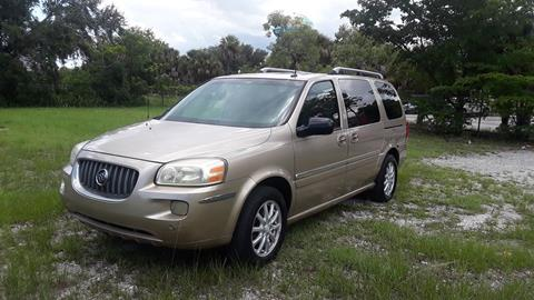 2005 Buick Terraza for sale in Ft Lauderdale, FL