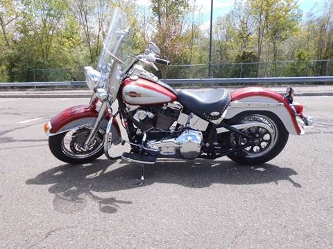 2005 Harley-Davidson HERITAGE   SOFT-TAIL for sale in Branford, CT