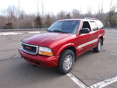2001 GMC Jimmy for sale in Branford, CT