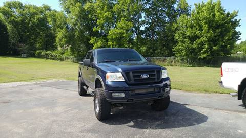 2004 Ford F-150 for sale in Philadelphia, TN