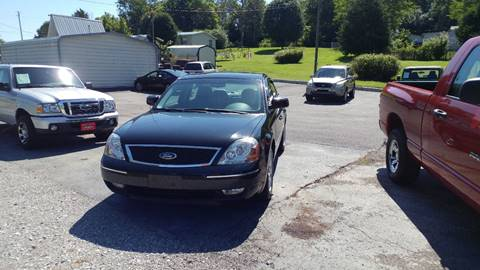 2006 Ford Five Hundred for sale in Philadelphia, TN