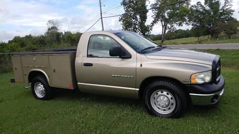 2005 Dodge Ram Pickup 2500 for sale at K & P Used Cars, Inc. in Philadelphia TN