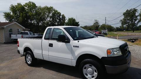 2008 Ford F-150 for sale in Philadelphia, TN
