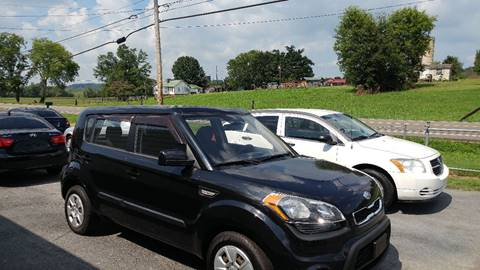2012 Kia Soul for sale at K & P Used Cars, Inc. in Philadelphia TN
