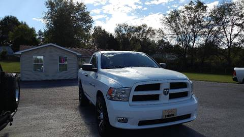 2012 RAM Ram Pickup 1500 for sale in Philadelphia, TN