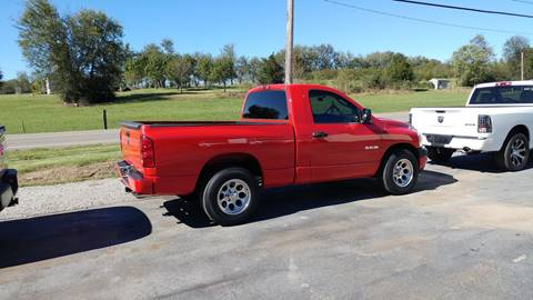 2008 Dodge Ram Pickup 1500 for sale in Philadelphia, TN