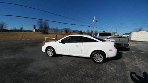 2010 Chevrolet Cobalt for sale at K & P Used Cars, Inc. in Philadelphia TN