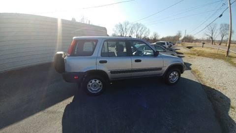 2001 Honda CR-V for sale at K & P Used Cars, Inc. in Philadelphia TN