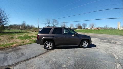 2008 Chevrolet TrailBlazer for sale at K & P Used Cars, Inc. in Philadelphia TN