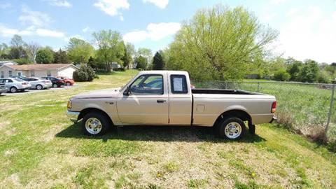 1995 Ford Ranger for sale at K & P Used Cars, Inc. in Philadelphia TN