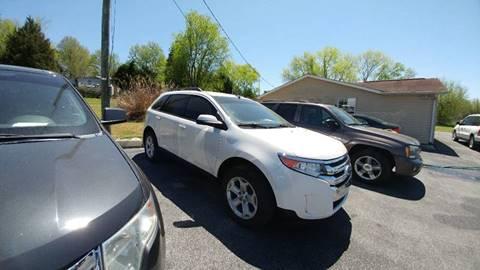 2013 Ford Edge for sale at K & P Used Cars, Inc. in Philadelphia TN