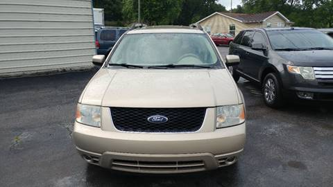 2007 Ford Freestyle for sale at K & P Used Cars, Inc. in Philadelphia TN