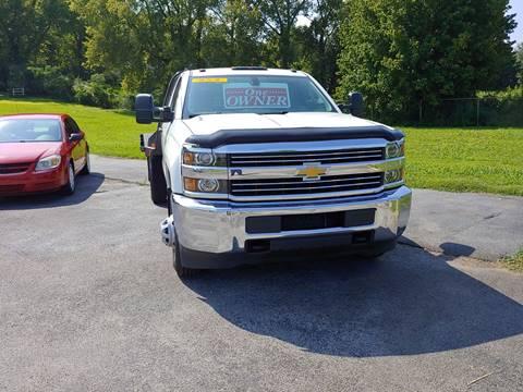 2016 Chevrolet Silverado 3500HD CC for sale in Philadelphia, TN