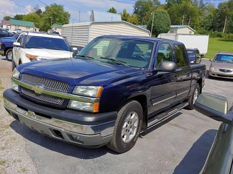 2005 Chevrolet Silverado 1500 for sale at K & P Used Cars, Inc. in Philadelphia TN