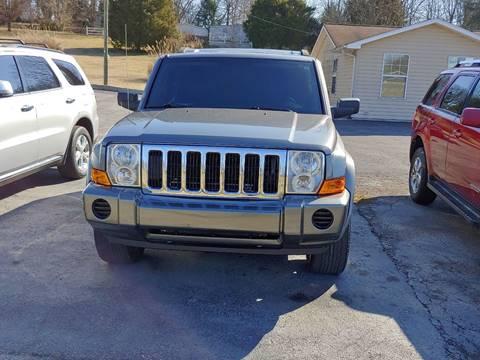 2007 Jeep Commander for sale in Philadelphia, TN