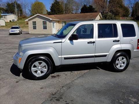 2010 Jeep Liberty for sale in Philadelphia, TN
