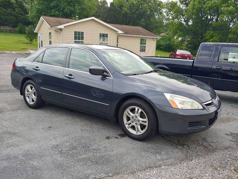 2006 Honda Accord for sale in Philadelphia, TN