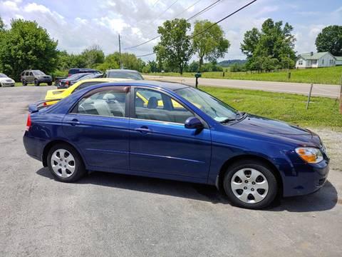 2008 Kia Spectra for sale in Philadelphia, TN
