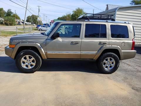 2006 Jeep Commander for sale in Philadelphia, TN