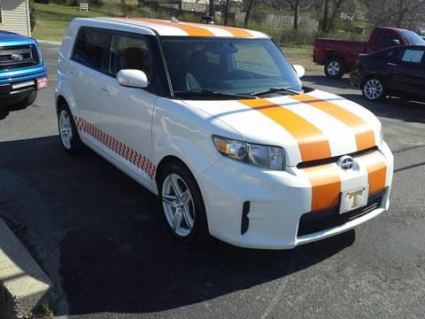 2012 Scion xB for sale at K & P Used Cars, Inc. in Philadelphia TN