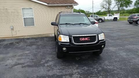 2005 GMC Envoy for sale at K & P Used Cars, Inc. in Philadelphia TN