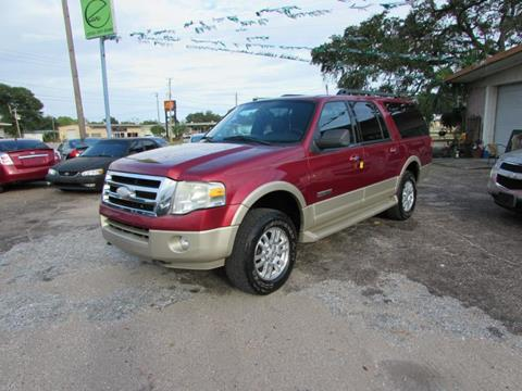 2007 Ford Expedition EL for sale in Fort Walton Beach, FL