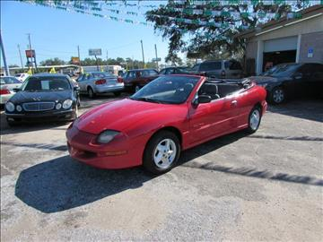 1997 Pontiac Sunfire for sale in Fort Walton Beach, FL