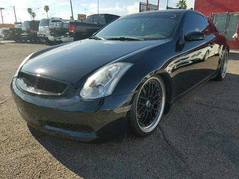 Infiniti G35 For Sale  Carsforsalecom